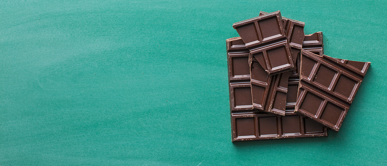 Dark chocolate improves verbal memory