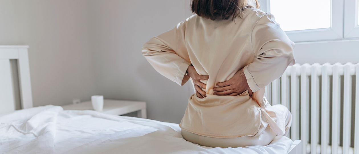 Low vitamin D linked to back pain