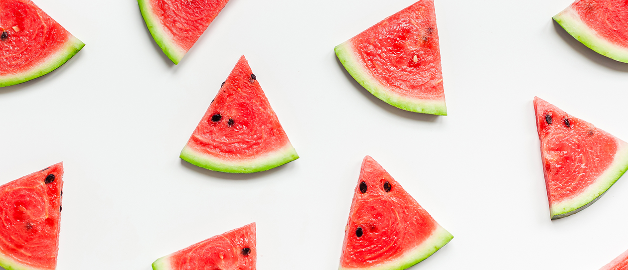 Watermelon promotes weight loss