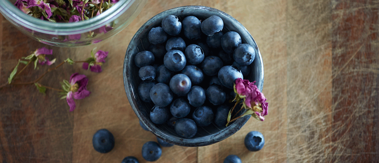 Blueberries for cardiovascular health