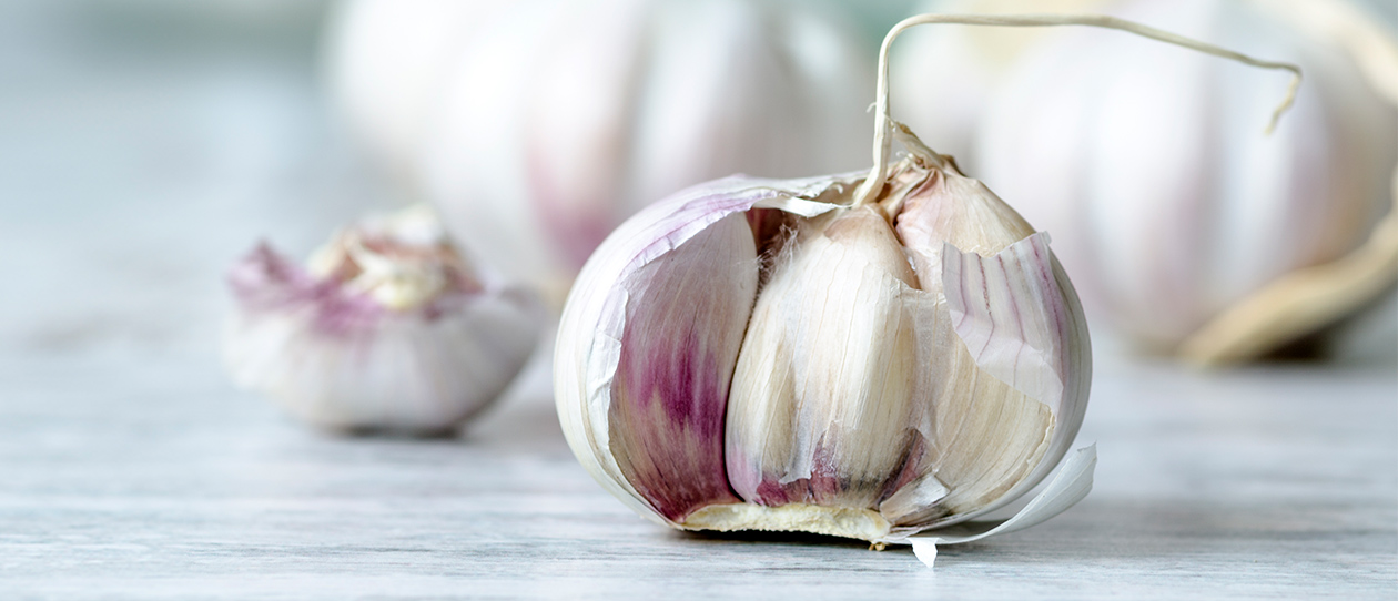 Garlic for knee osteoarthritis