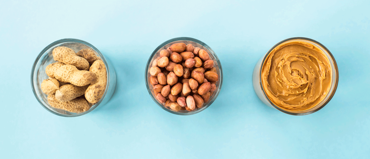 Nuts enhance neuropsychological development
