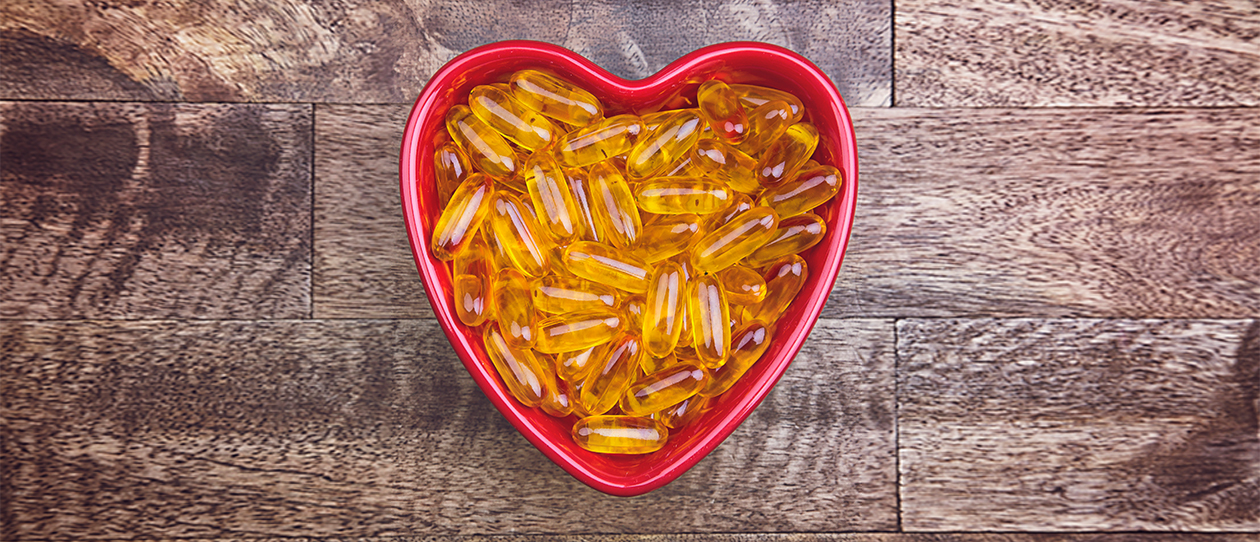 Omega-3 for depressed heart failure patients