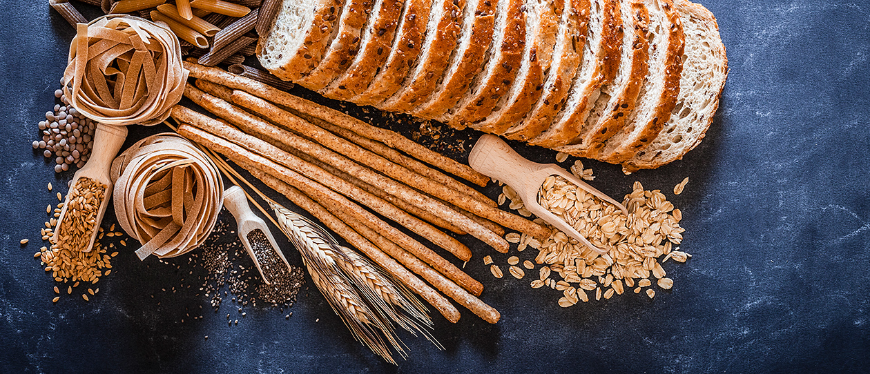 Whole grains for breast health